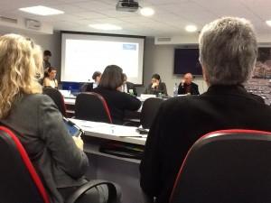 European Realities of Responsible Tourism -konferenssi 2.12.2013, Bryssel
